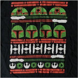 *3/$30* Fun Star Wars Holiday Tee